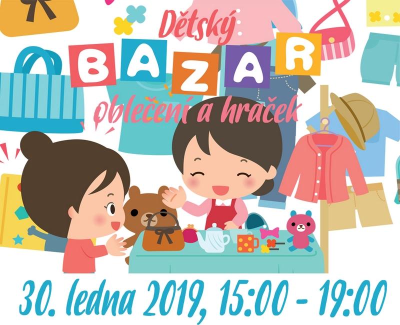 15e1e2d54d08 Dětský bazar oblečení a hraček - PRODEJNÍ MÍSTA OBSAZENA